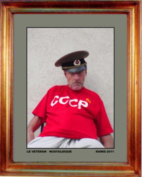 Russie, le veteran nostalgique 2010 sur le site d'ARTactif