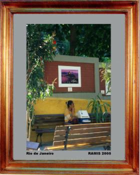 Bresil, Rio de Janeiro 2005 sur le site d'ARTactif