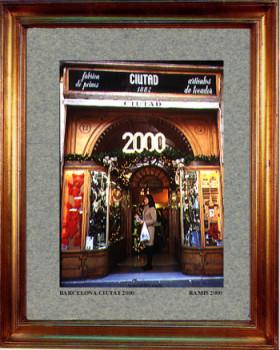 Catalogne sud. Barcelona ciutat 2000 sur le site d'ARTactif