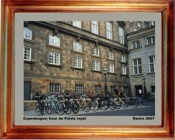 Danemark, Copenhague 2007 sur le site d'ARTactif