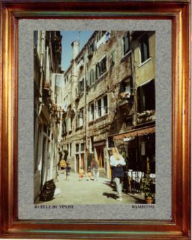 Italie, ruelle de Venise 1993 sur le site d'ARTactif