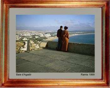 Maroc, sur les hauteurs d'Agadir 1999 sur le site d'ARTactif