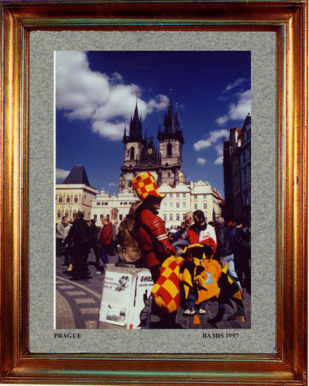 Tchéquie, Prague 1997 sur le site d'ARTactif