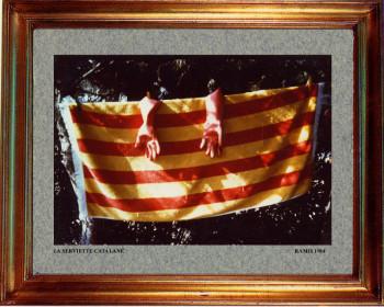 1984 Serviette catalane sur le site d'ARTactif