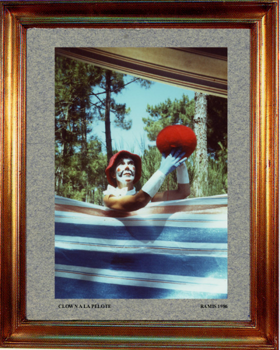 1986 Clown à la pelote sur le site d'ARTactif