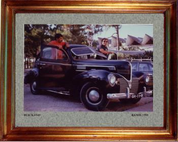1990 Buick de 1940 sur le site d'ARTactif