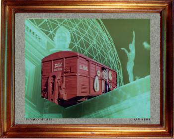 1995 Le wagon de Dali sur le site d'ARTactif
