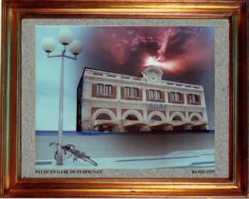 1995 Le centre du monde sur le site d'ARTactif