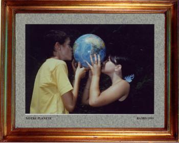 1999 Enfants de notre planete sur le site d'ARTactif