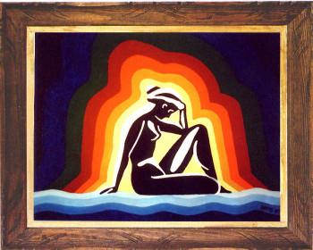 La Méditerranée psychédélique 1974 sur le site d'ARTactif