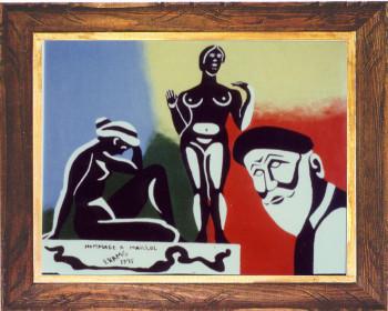 Hommage à Maillol sur le site d'ARTactif
