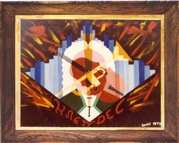 Haendel 1977 sur le site d'ARTactif