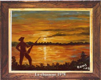 Le chasseur 1978 sur le site d'ARTactif