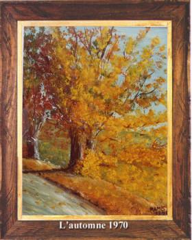 L'automne 1978 sur le site d'ARTactif