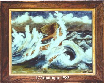 L'Atlantique 1983 sur le site d'ARTactif