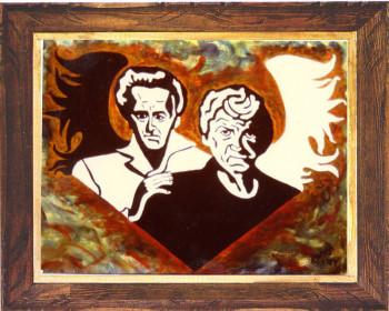 Hommage à Cocteau et Marrais 1984 sur le site d'ARTactif