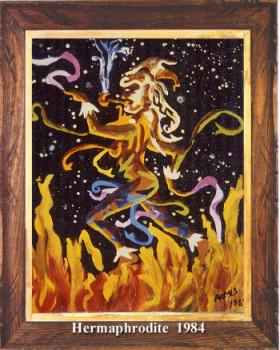L'hermaphrodite 1984 sur le site d'ARTactif