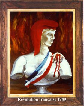 La Révolution française 1989 sur le site d'ARTactif
