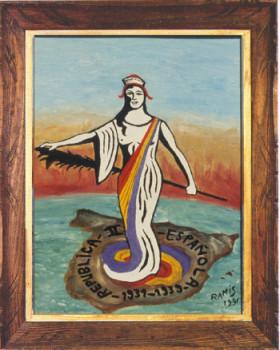 La République espagnole 1991 sur le site d'ARTactif