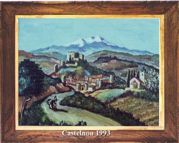 Castelnou 1993 sur le site d'ARTactif