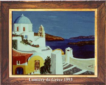 Lumières de Grèce 1993 sur le site d'ARTactif