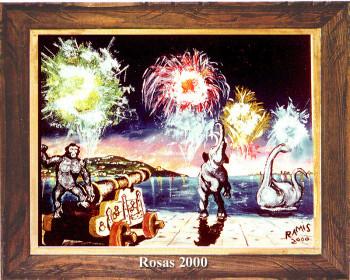 Rosas 2000 sur le site d'ARTactif