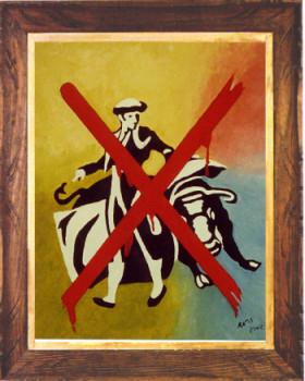 Anticorrida 2002 sur le site d'ARTactif