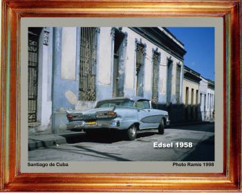 Cuba  1998 Ford Edsel 1958 sur le site d'ARTactif