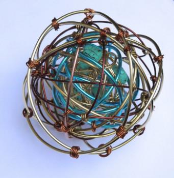 Turquoises in Orbit sur le site d'ARTactif