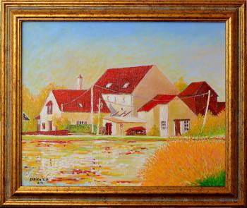 La Perrière sur Saône sur le site d'ARTactif