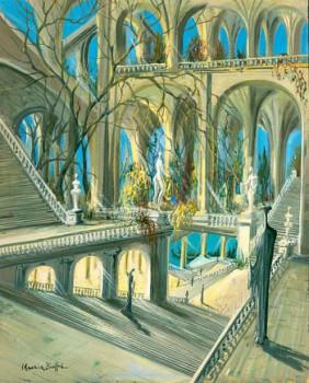 Architecture de lumiere sur le site d'ARTactif
