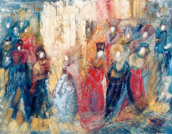 Le mariage de mélusine sur le site d'ARTactif