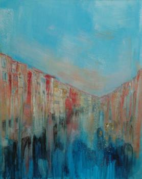 Canal vénitien sur le site d'ARTactif