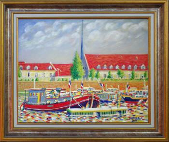 Port royal 2 d'Auxonne sur le site d'ARTactif