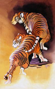 TIGRES sur le site d'ARTactif