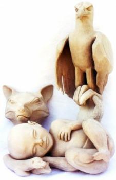 AIGLE AU GANT sur le site d'ARTactif