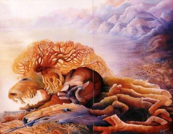ARBRE LION sur le site d'ARTactif