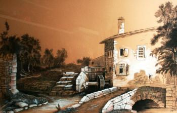 le moulin sur le site d'ARTactif