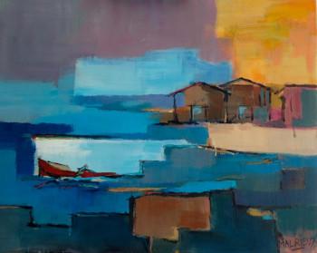 Barque Rouge sur le site d'ARTactif