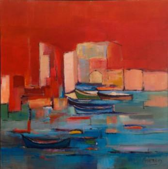 Barque Bleue sur le site d'ARTactif