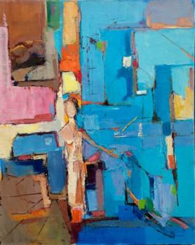 La Visiteuse sur le site d'ARTactif