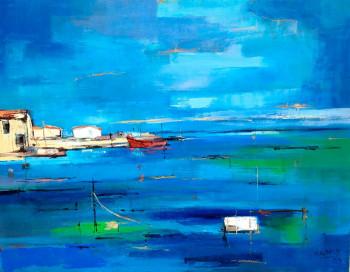 Le Nimbeau Cap Ferret sur le site d'ARTactif