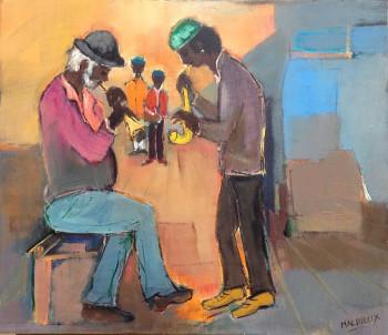 Musiciens Nouvelle Orleans sur le site d'ARTactif