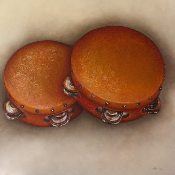 Au son des tambourins sur le site d'ARTactif