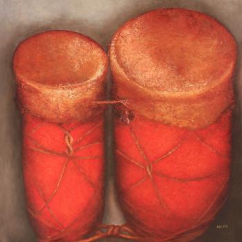 La mélopée des tam-tam sur le site d'ARTactif