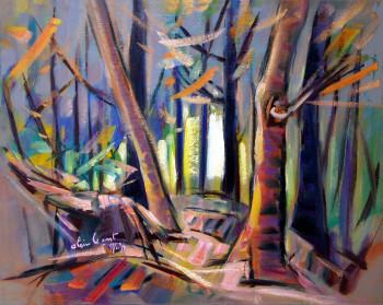 La forêt bretonne - 1997 sur le site d'ARTactif