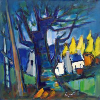 L'arbre bleu sur le site d'ARTactif