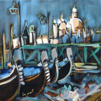 Gondoles sur le Môle sur le site d'ARTactif