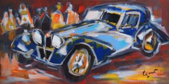 Bugatti 1920 sur le site d'ARTactif