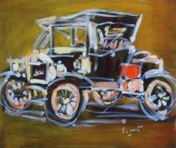 Ford T9 sur le site d'ARTactif